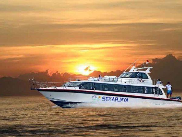 Fast Boat dari Kusamba ke Nusa Penida   Jadwal dan Harganya