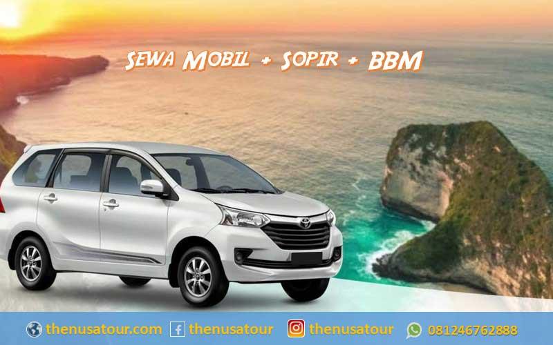 Sewa Mobil Dengan Sopir di Nusa Penida