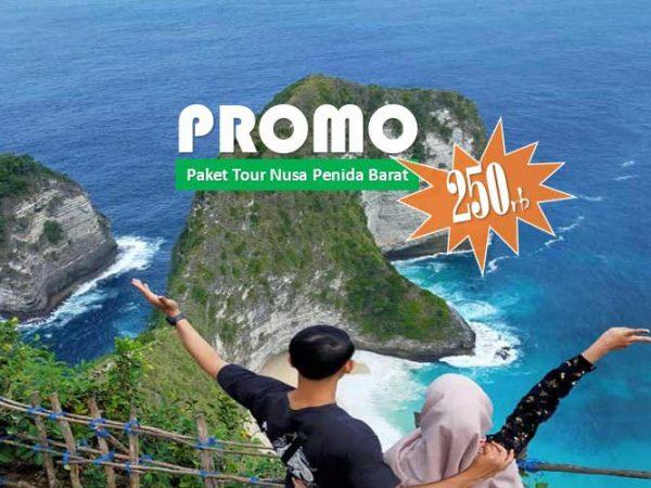 Paket Tour Nusa Penida Barat Promo Mulai 250rb