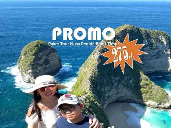 Paket Tour Nusa Penida Barat Timur   Mix Tour Mulai 275rb