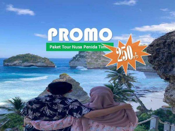 Paket Tour Nusa Penida Timur Promo mulai 250rb